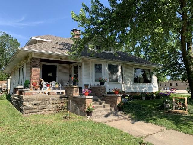 Historical Home For Sale in El Dorado Springs, Missouri