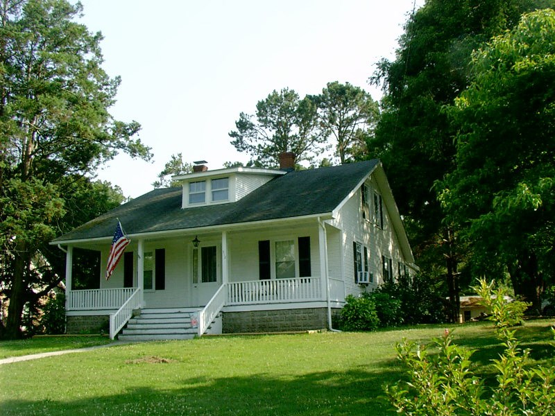 Comfortable Family Home on Historic 5th Ave., Kenbridge, VA