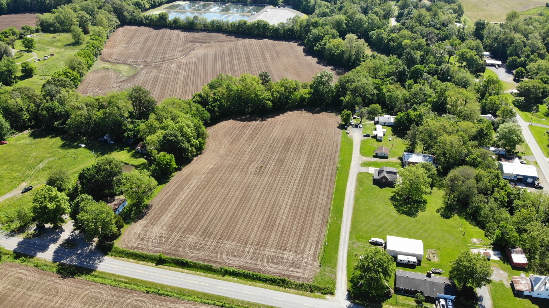 Land Auction: 28.58 acres in Scott County MO