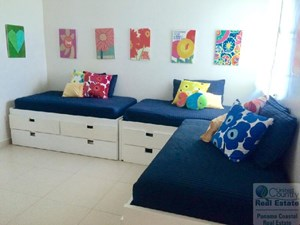 PANAMA REAL STATE APARTMENT FOR RENT IN BIJAO BEACH CLUB