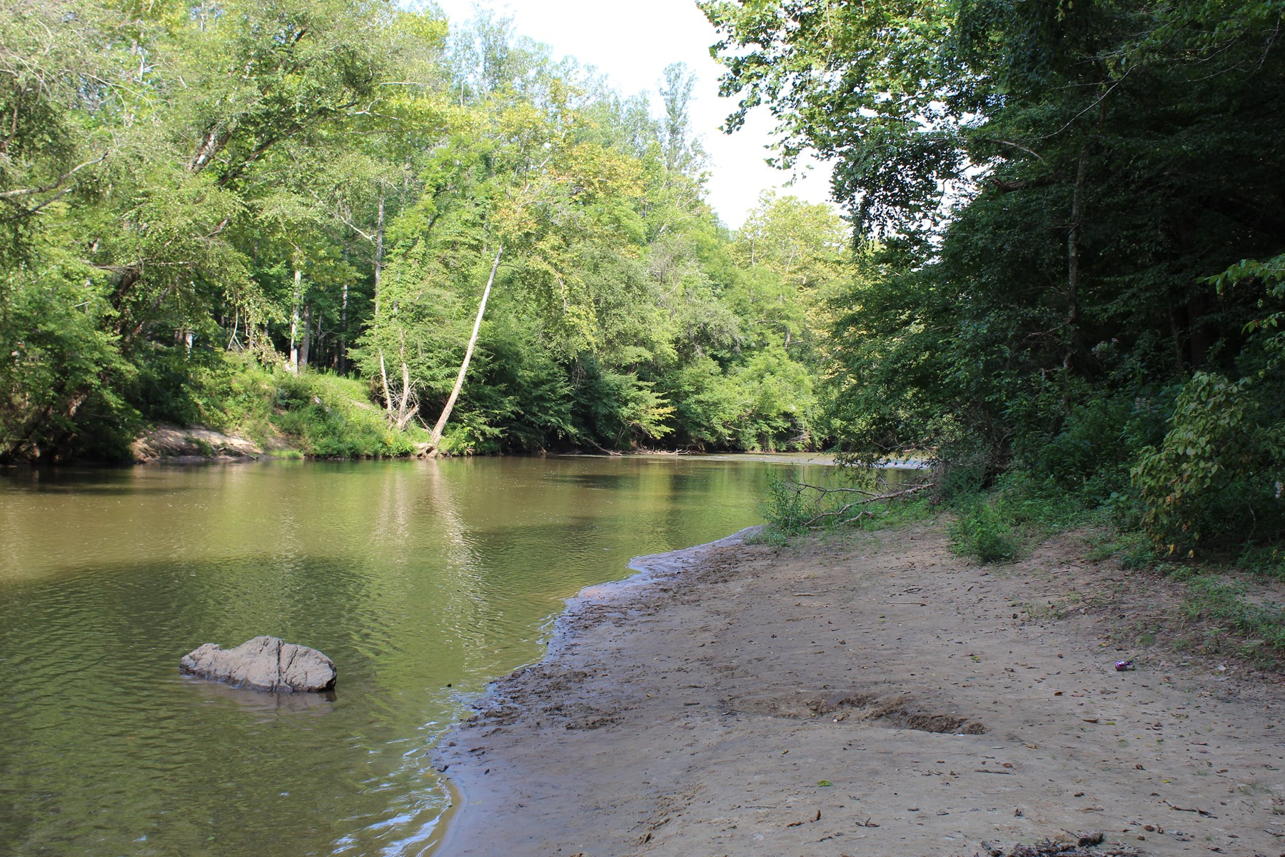 25 Acres in Danbury, NC: Stokes County, NC