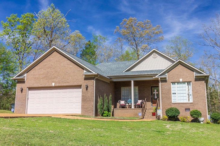 Beautiful Brick Home in Selmer, TN