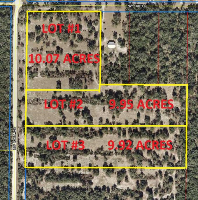NORTH CENTRAL CHIEFLAND FLORIDA 29.94 ACRES NEAR GOLF COURSE