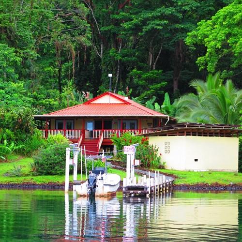Coastal Waterfront Home in Tierra Oscura