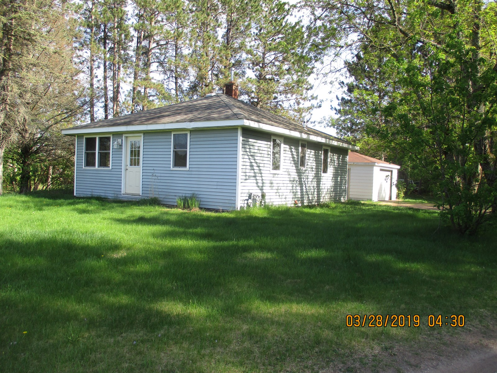 Rambler For Sale, Large Lot in Town, Sturgeon Lake Minnesota
