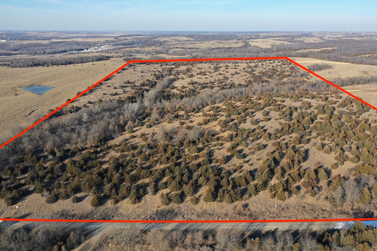 Hunting Property For Sale in Decatur County Iowa