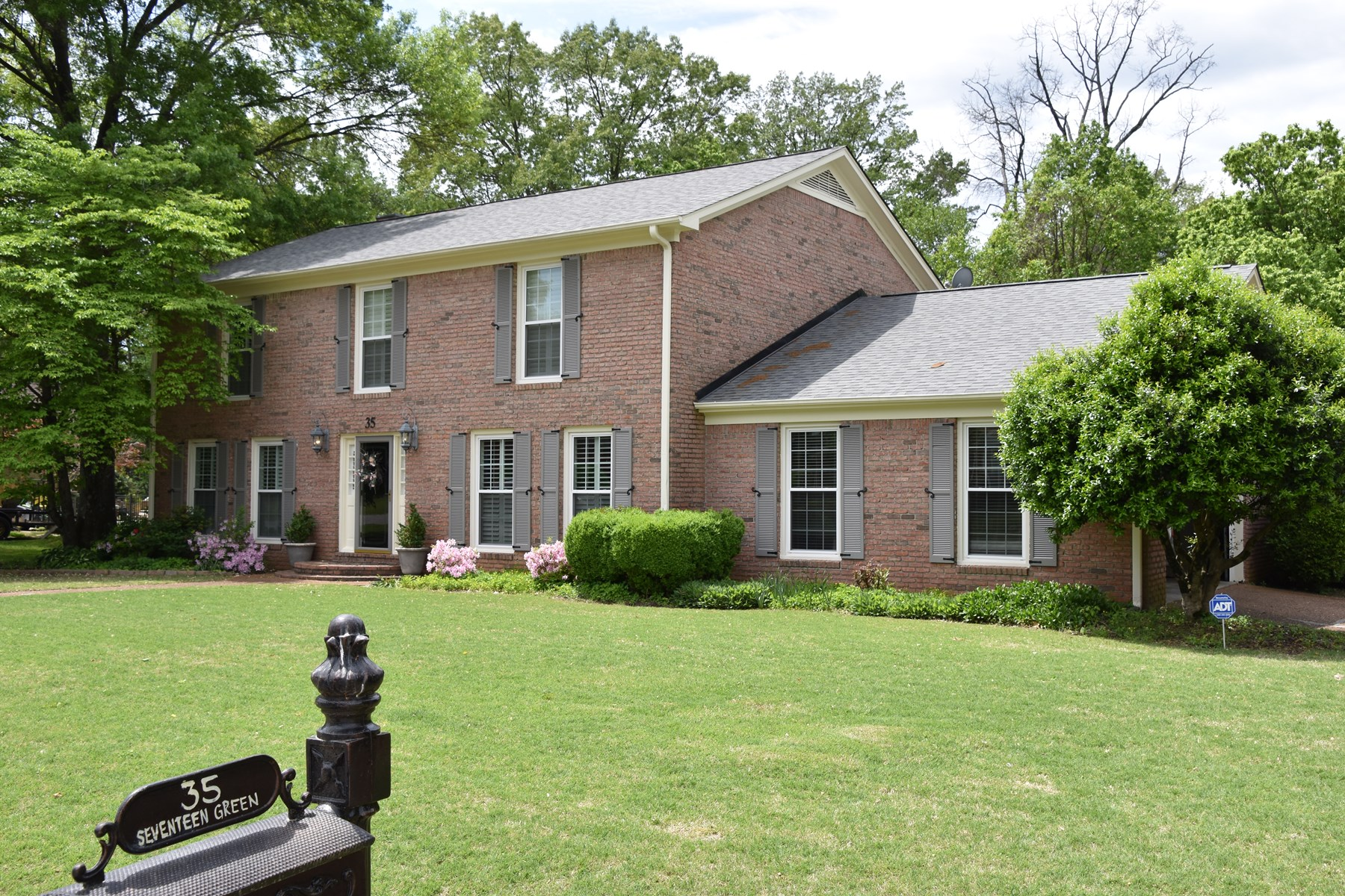 Home for sale near Country Club Golf Course in Jackson TN.