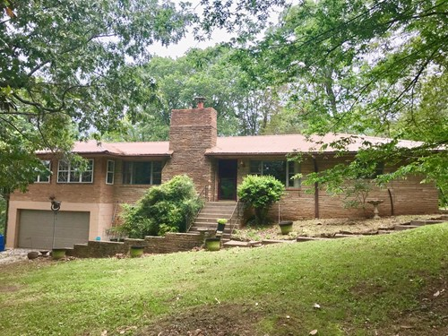 Country Home with Acreage For Sale in Northwest Arkansas