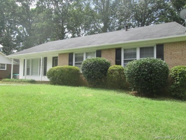 Brick Ranch Home For Sale in East Charlotte NC