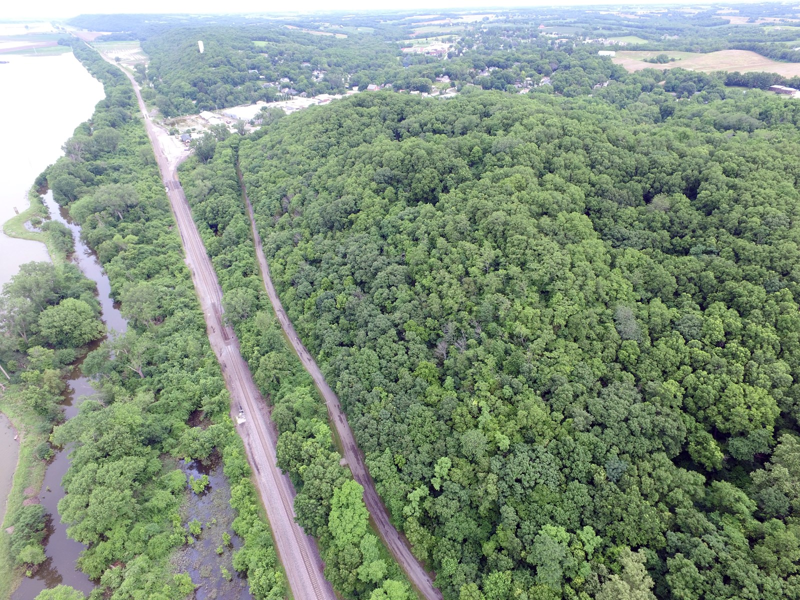Absolute Auction - 45 +/- Acres in Weston MO For Sale
