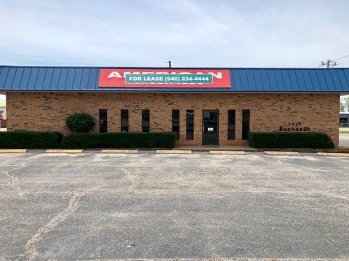 Commercial Property For Lease Wichita Falls Texas