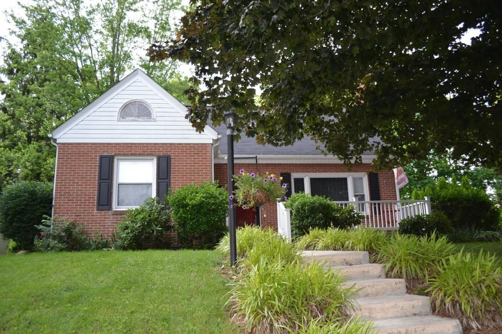 Brick Home with privacy in Wytheville, VA