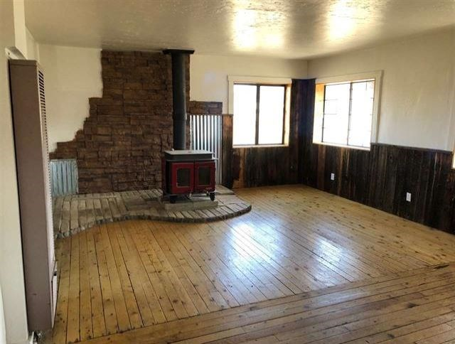 Recently remodeled home next to railroad for sale Chama NM