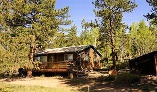 Northern Colorado Mountain Getaway