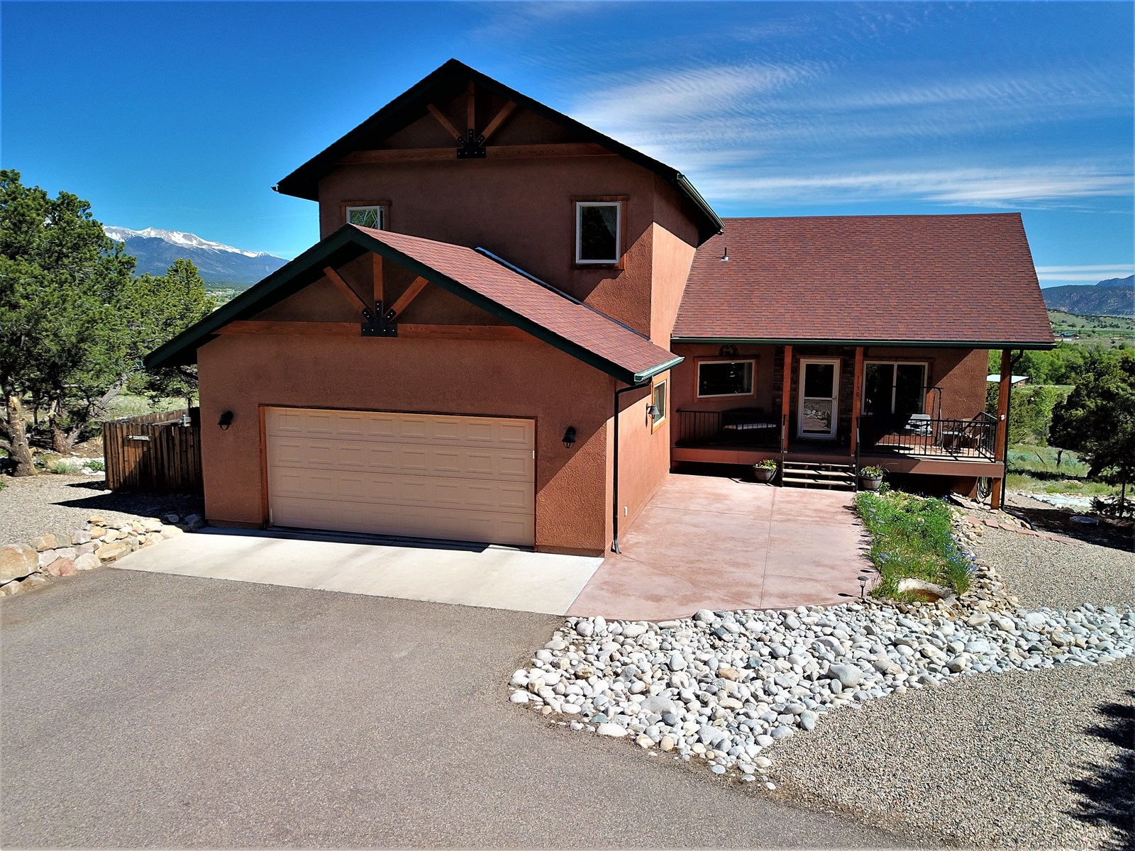 Remarkable Custom Home Near Salida, CO!