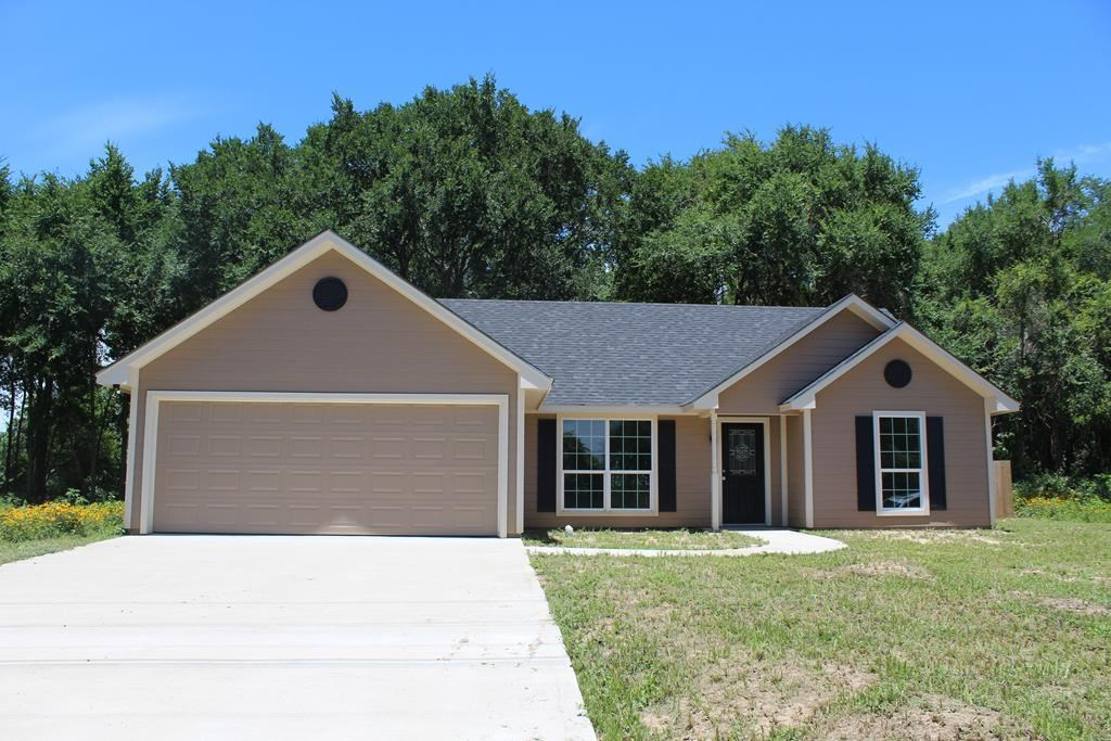 NEW CONSTRUCTION IN EAST TEXAS