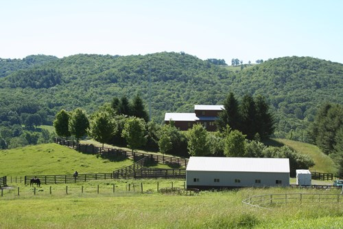 Sustainable 58 acres in eastern Highland County