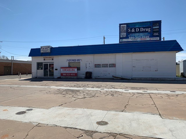 Commercial Property For Sale Clinton OK