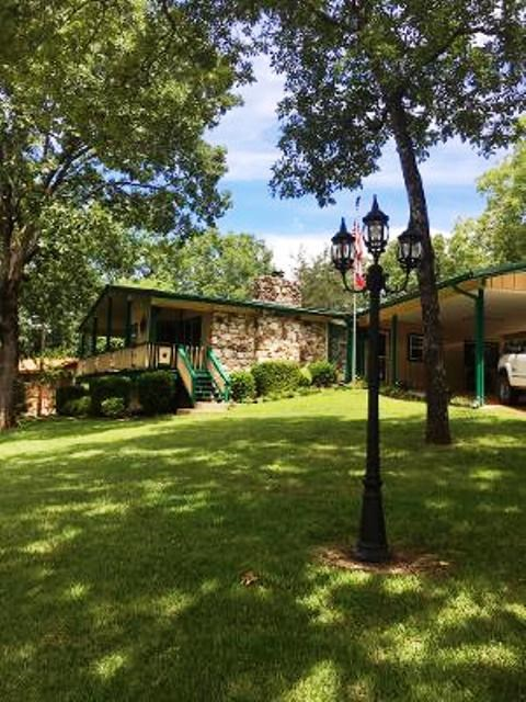 Unique well maintained home with shop for sale in AR