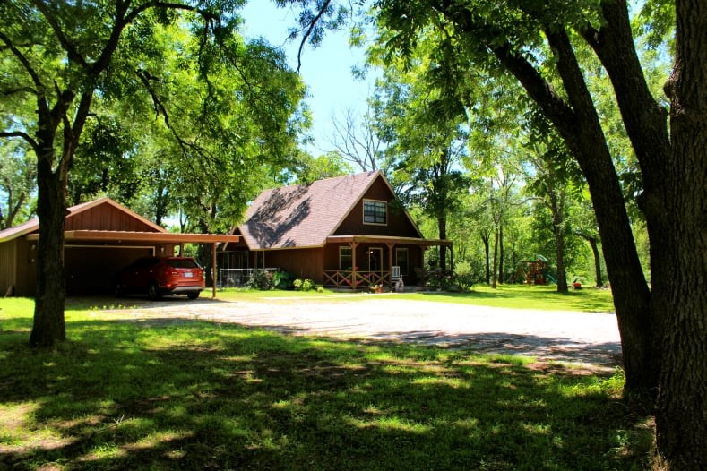 3 Bedroom Home near Lake Murray Arbuckle Mountains - Acreage