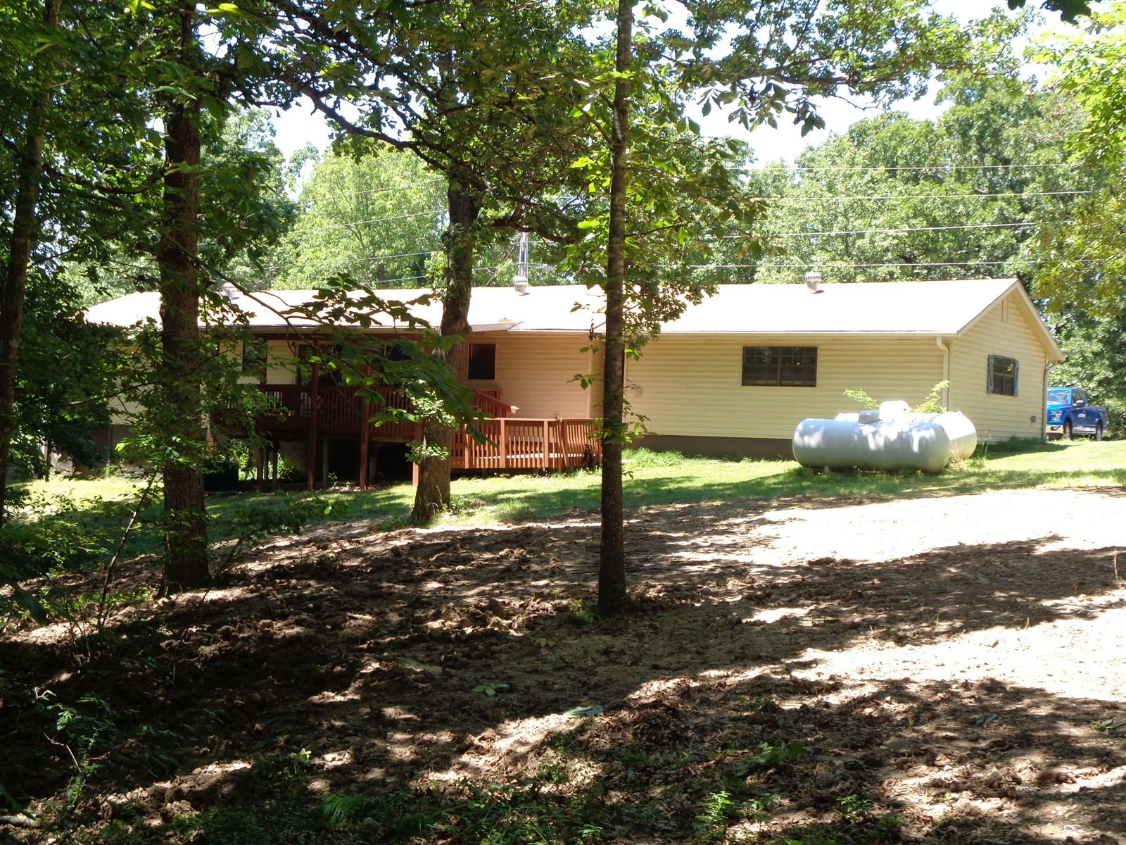 Fayetteville, Arkansas, 1646 sq ft Home& 5.91 Acres For Sale