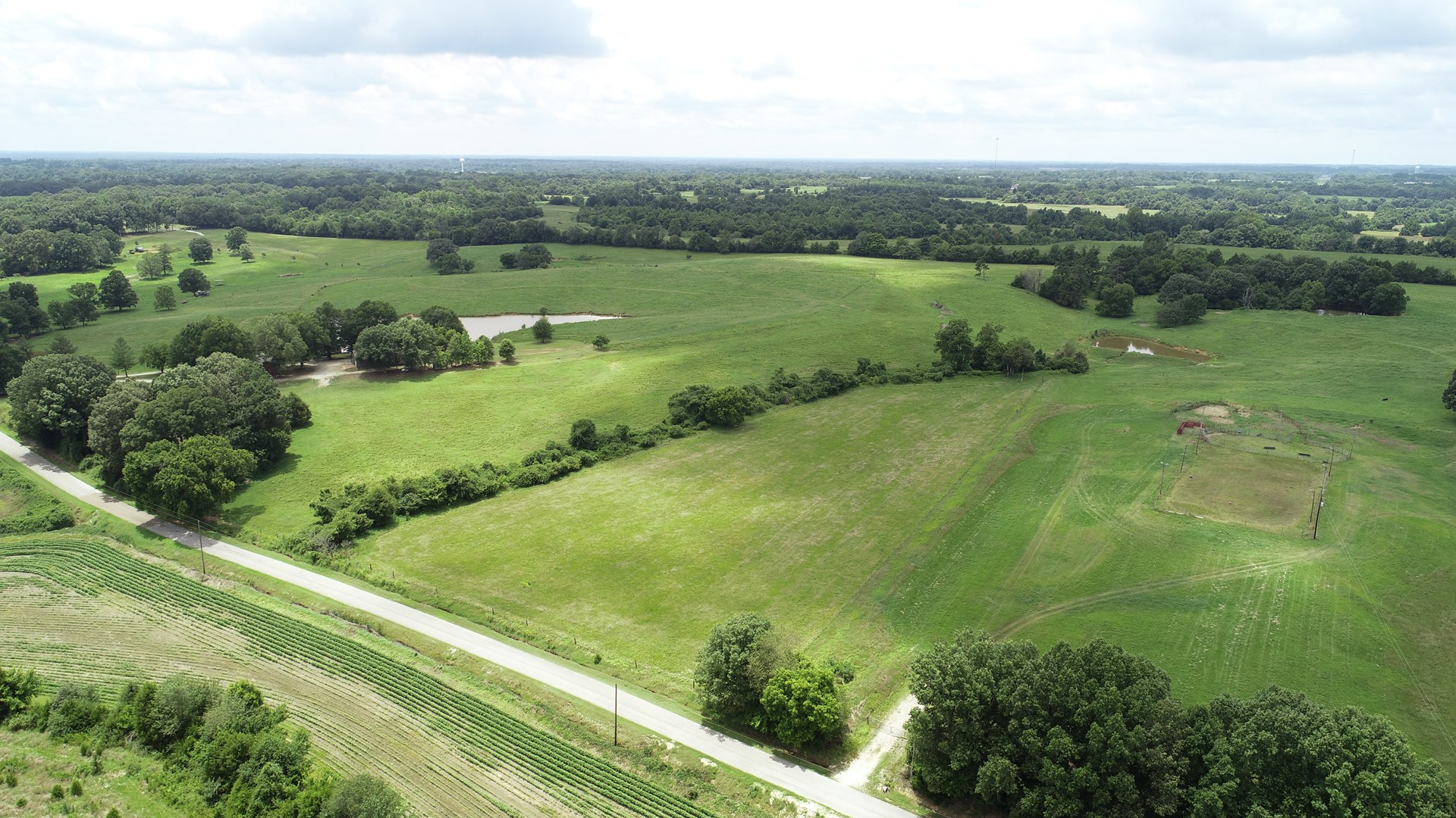 Horse/Cattle Farm for Sale in Brownsville, TN.