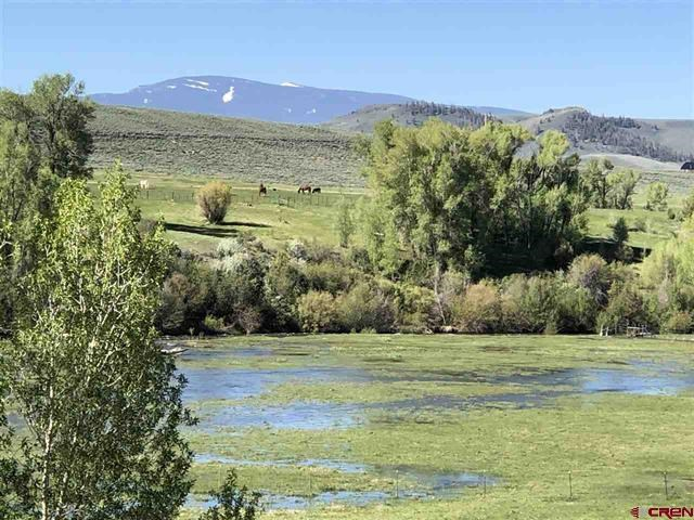 12.4 Acres Ready to build in Quartz Creek Valley