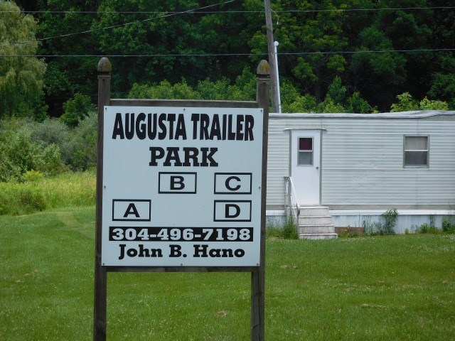 Trailer Park for Sale - Augusta, WV