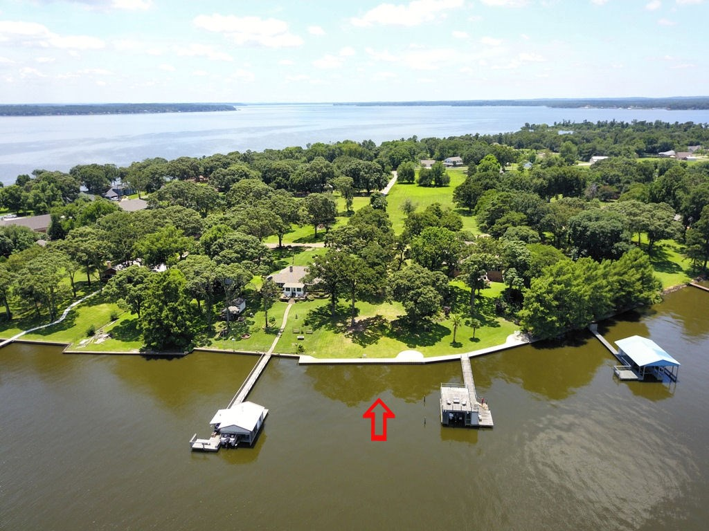 WATERFRONT LOT FOR SALE LAKE PALESTINE | EAST TX REAL ESTATE