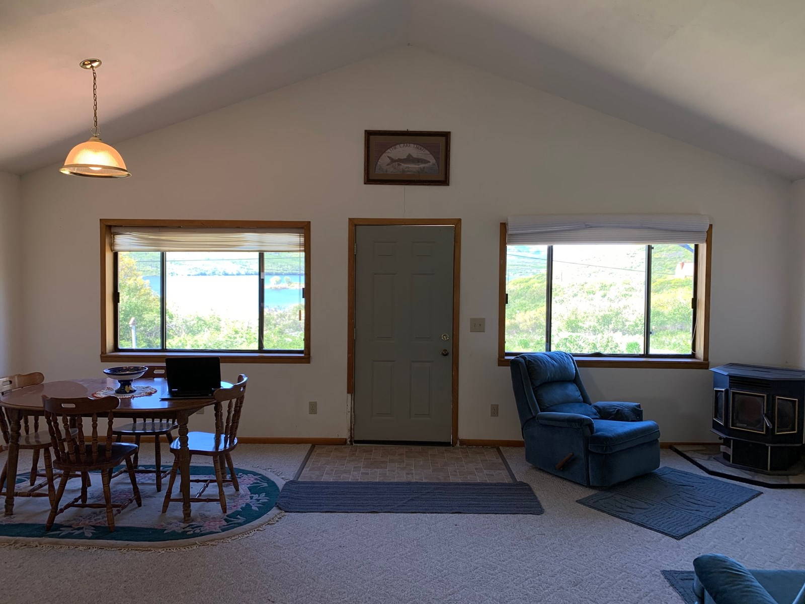 Lakefront Home For Sale in Western Colorado, Fully Furnished