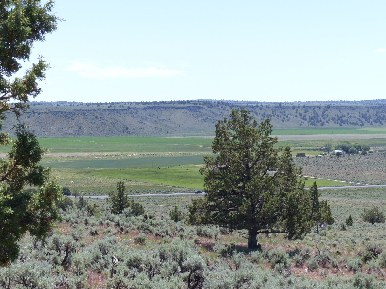 VIEW LOT WEST OF HINES OREGON - BUILD YOUR DREAM HOME!