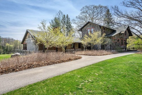Pere Marquette Riverfront Home For Sale in Mason County, MI