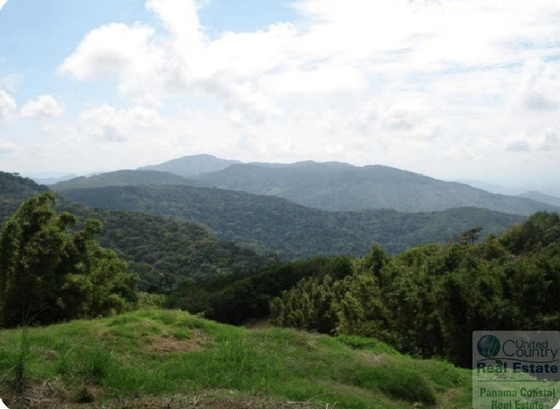 PANAMA REAL STATE LAND FOR SALE IN CERRO AZUL