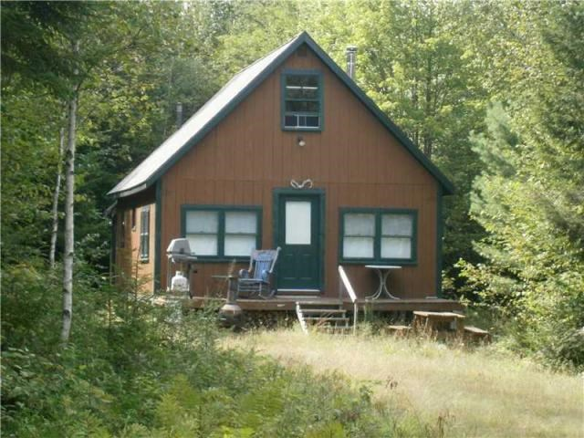 Remote Camp for Sale in Maine