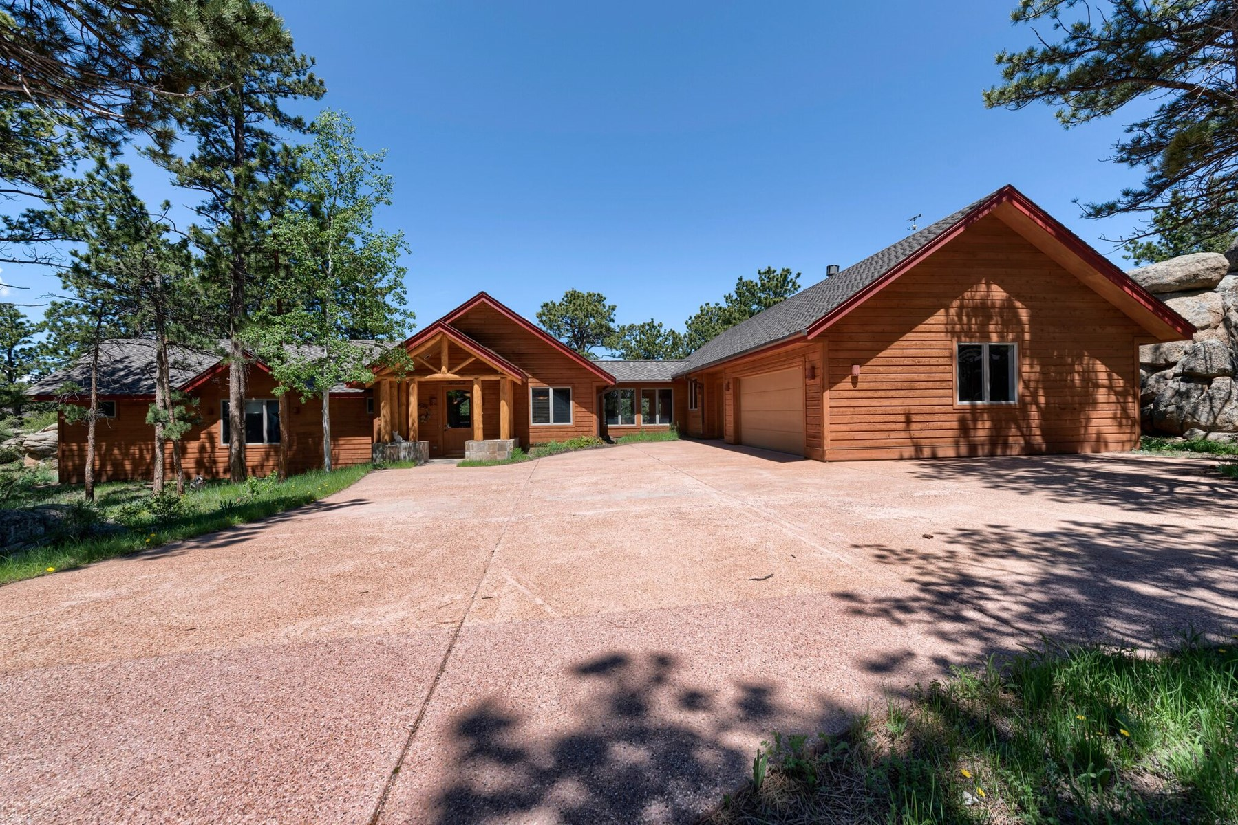 Fox Acres Golf Course Home For Sale in Red Feather Lakes, CO