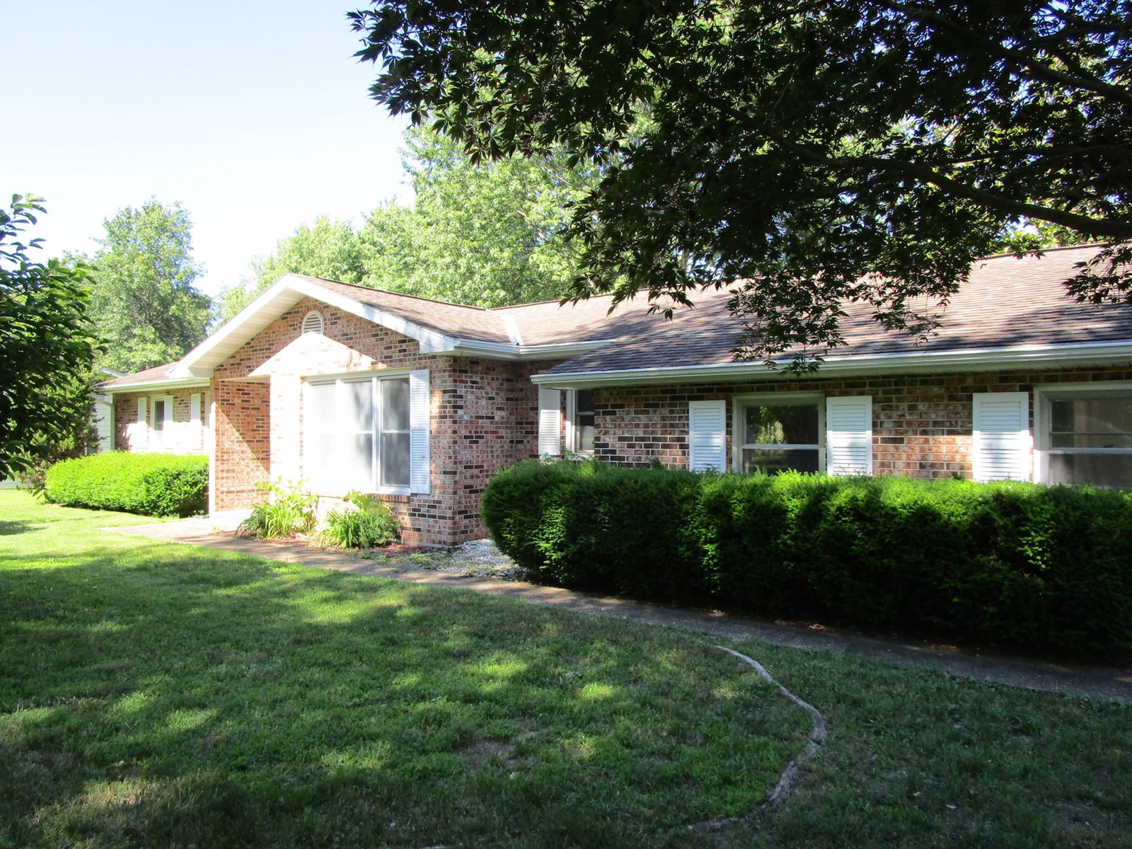Brick Home in Town - Move In Ready!  South Central Missouri