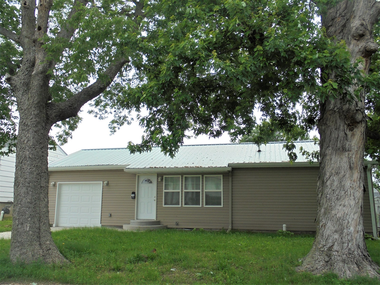 For Sale Ranch Home, West Side Chillicothe, MO