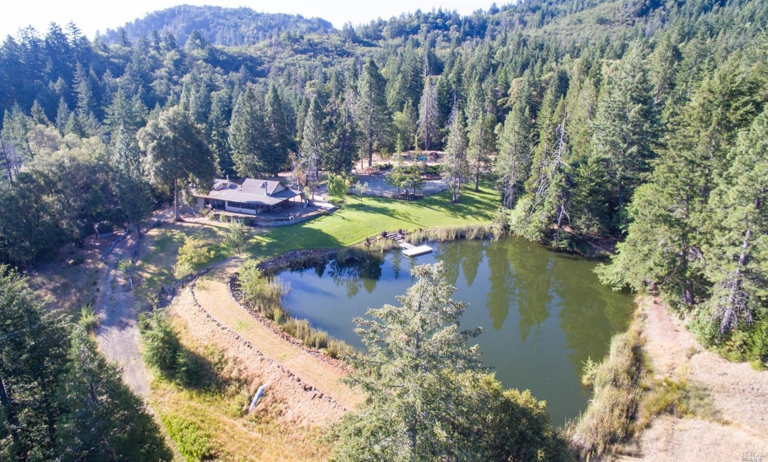Mendocino County, Northern CA Acreage For Sale