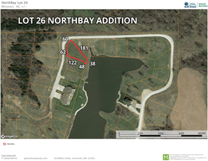 WATERFRONT LOT AT LAKE THUNDERHEAD FOR SALE