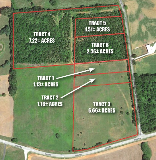 Excellent Warren County Building Lots Available at Auction