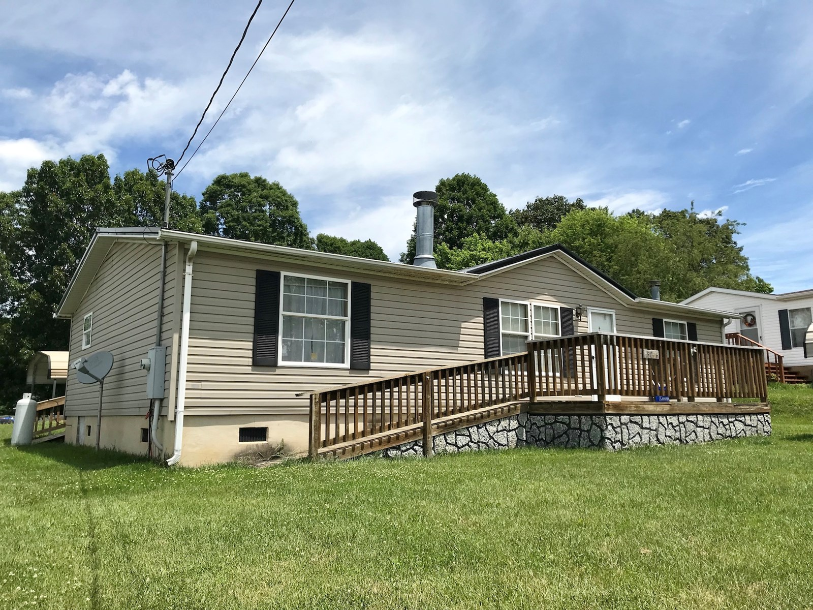 Home in Town of Christiansburg VA for Sale