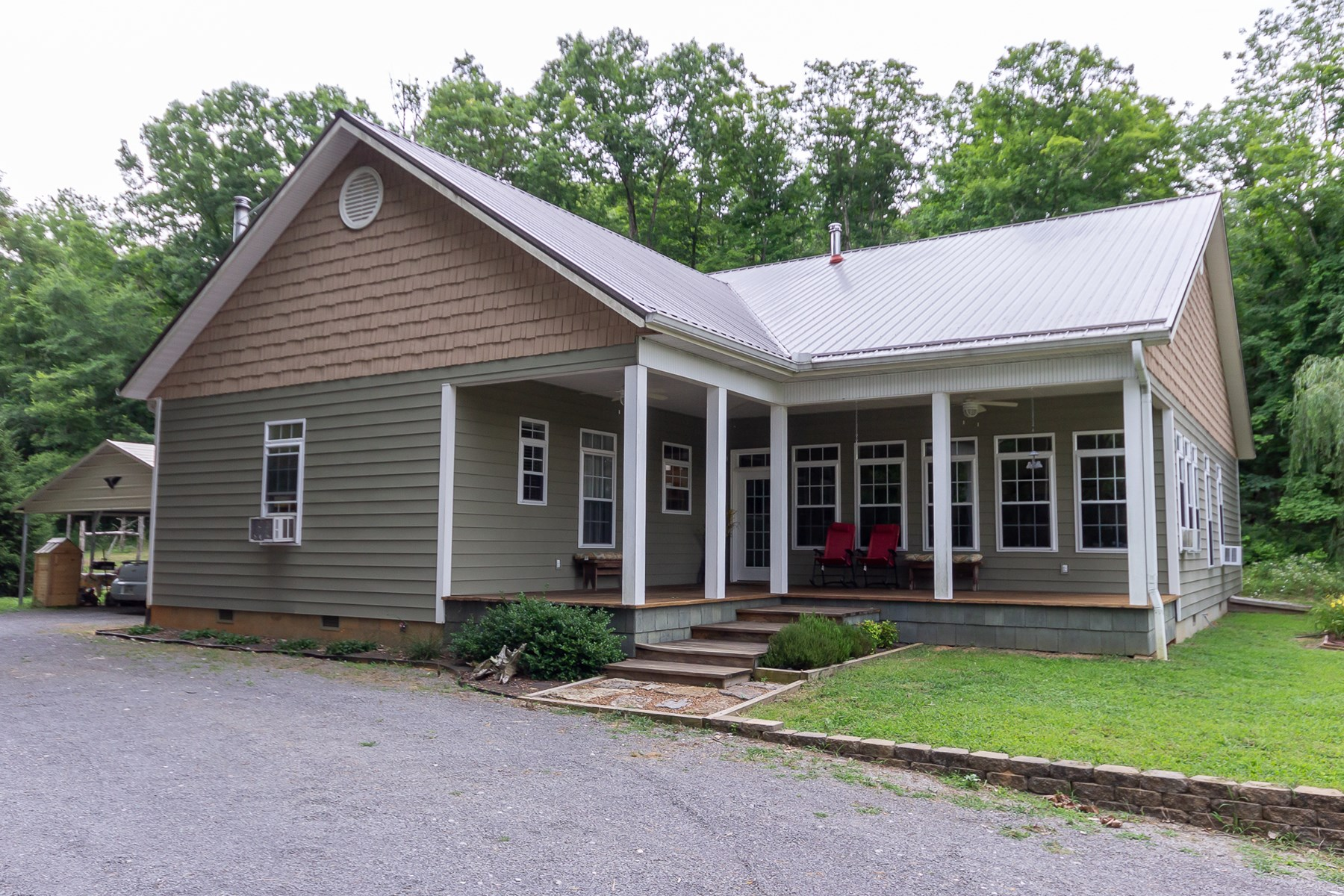 Home and Acreage for Sale Grainger County TN- East TN Farm