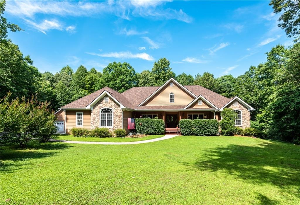 5 BEDROOM HOME ON 5 ACRES IN ELLIJAY GEORGIA GILMER COUNTY