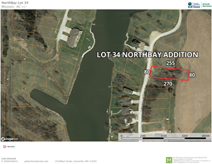 BARE LOT AT LAKE THUNDERHEAD FOR SALE IN NORTHBAY ADDITION