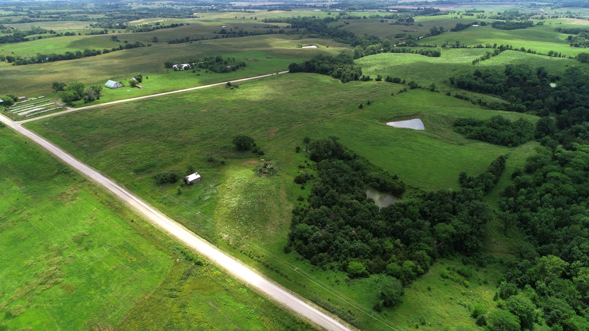 Decatur County Iowa Hunting Land with Income