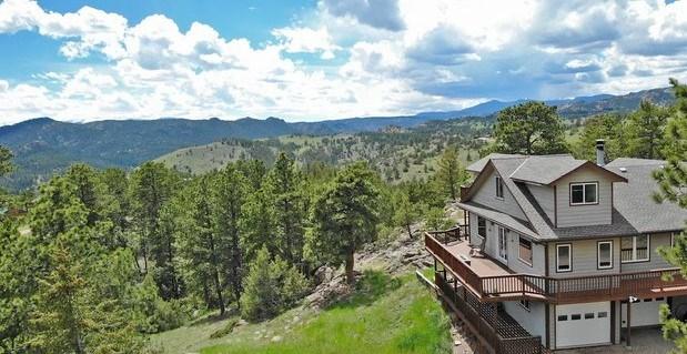 Peaceful Northern Colorado Mountain Home