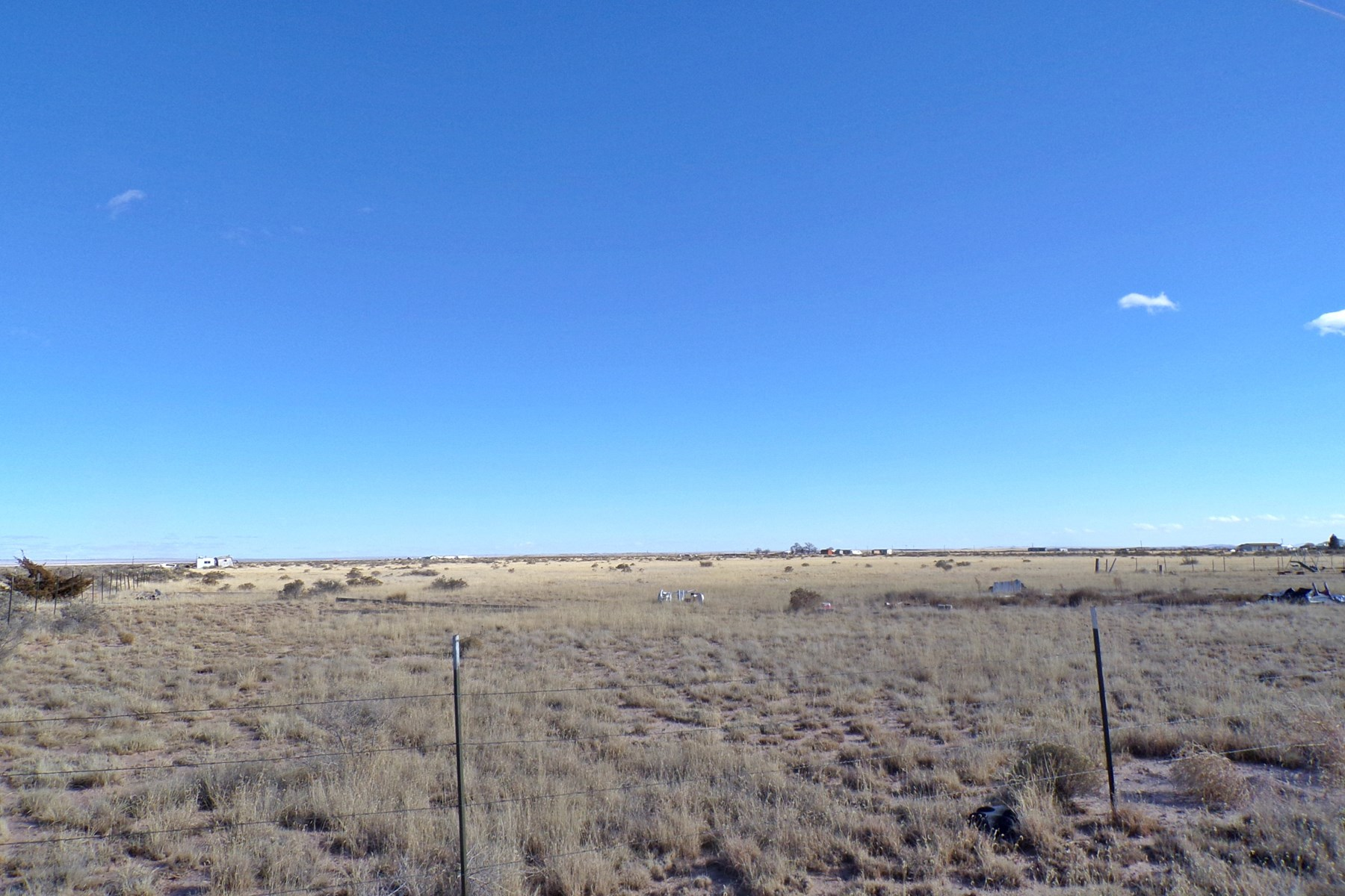 New Mexico 67 Ac Grazing Land For Sale near Estancia