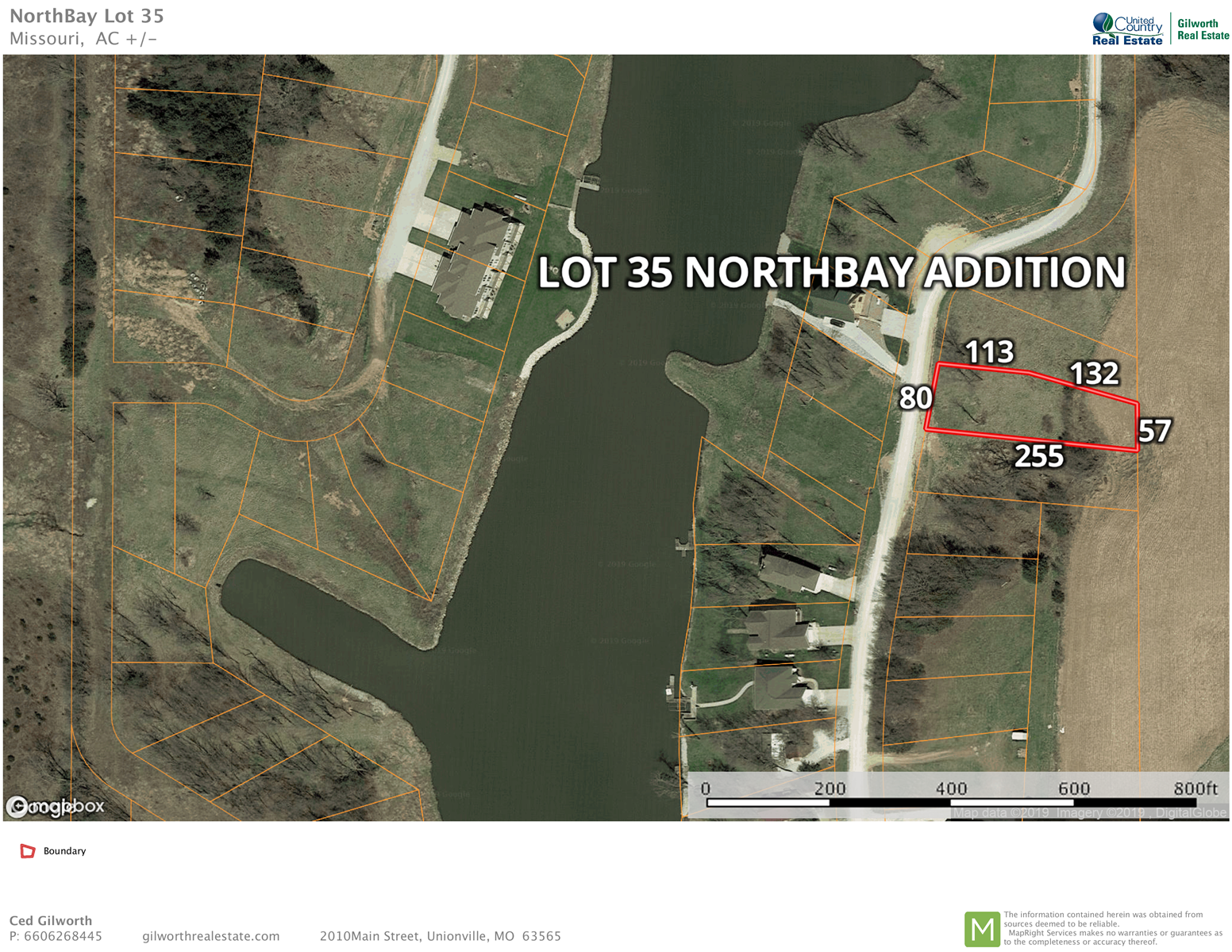 Lot for Sale at Lake Thunderhead in North MO