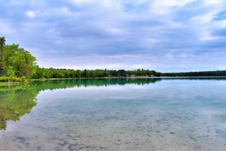 Clear Lake State Park (down the road)