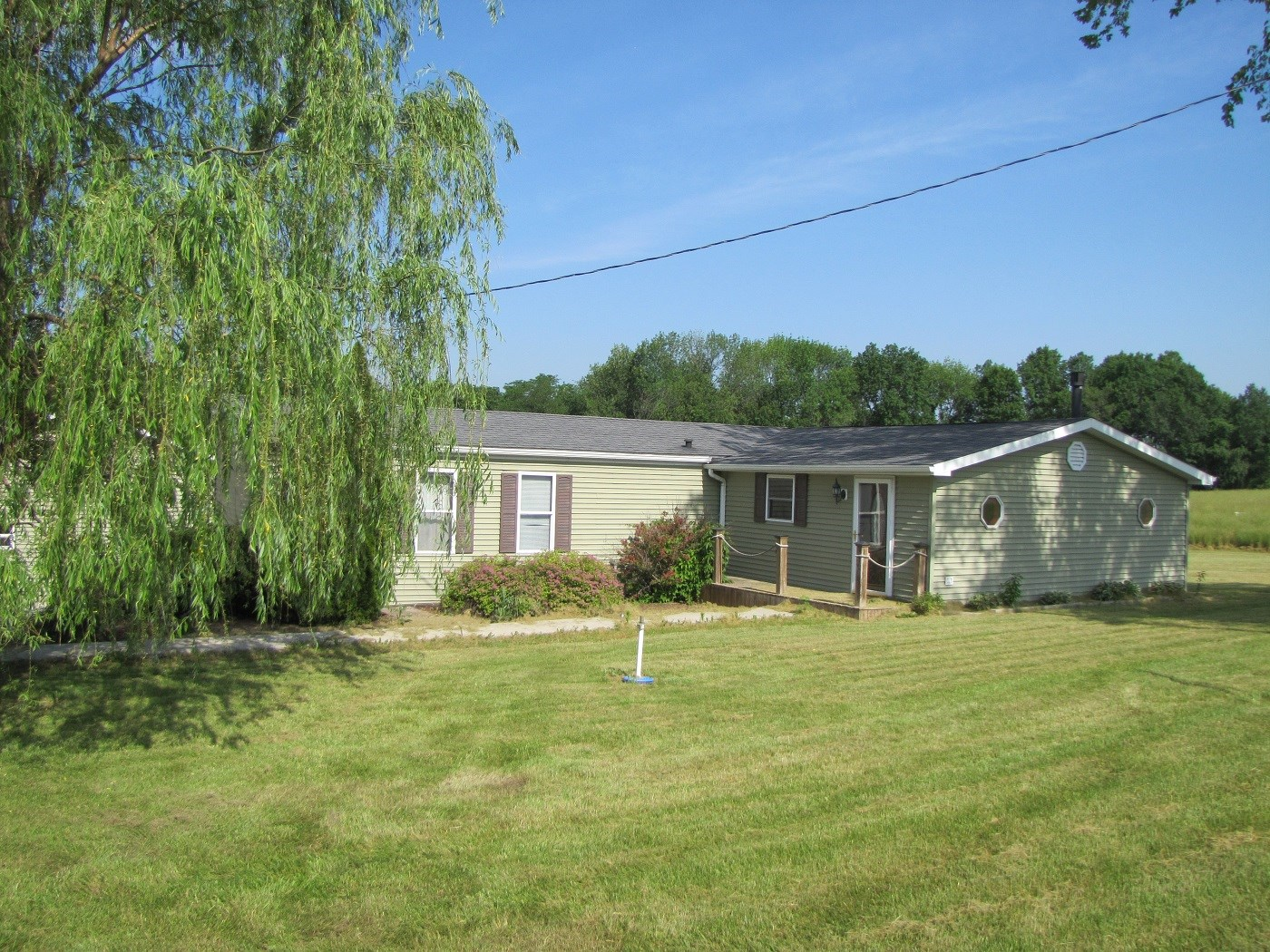 NORTHEAST MO COUNTRY HOME FOR SALE, SMALL ACREAGE W/HOME MO